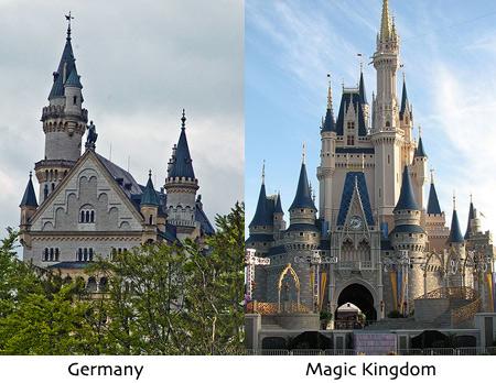 Disney Castle Based On Real Castle In Germany Broken Secrets
