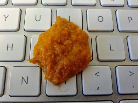 food_on_keyboard